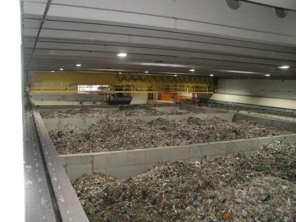 Municipal Solid Waste pyrolysis plants